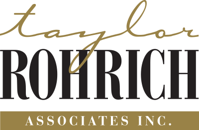 Taylor/Rohrich Associates Inc. Logo